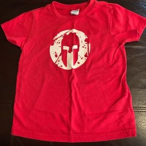 Other - Spartan race toddler tee, 3t!